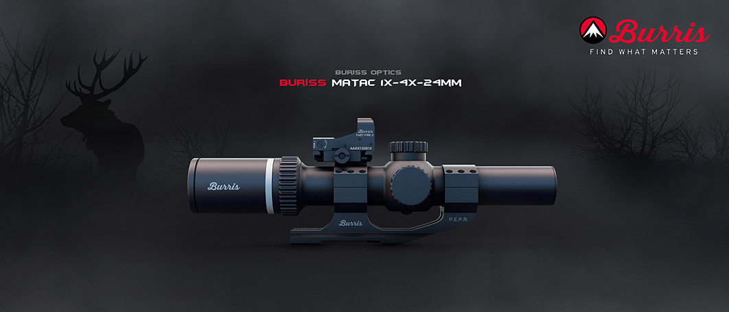 Burris 3D Scopes