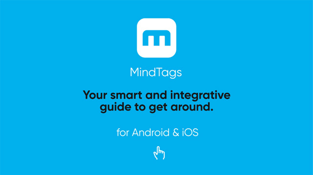 Mind Tags Explanatory 2D animation