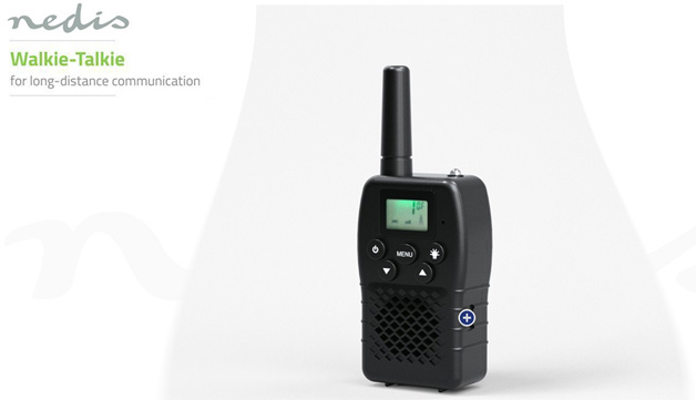 Walkie-Talkie 3D Product Online 360
